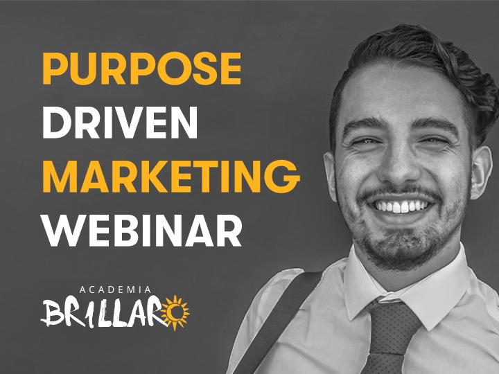 Purpose driven marketing: Potenciando marcas de impacto