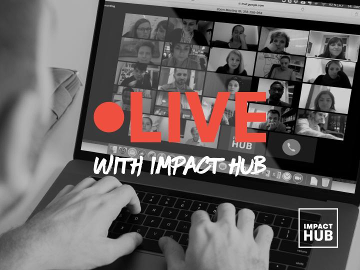 Live with Impact Hub: Muhammad Yunus talks with Gabriela Gandel
